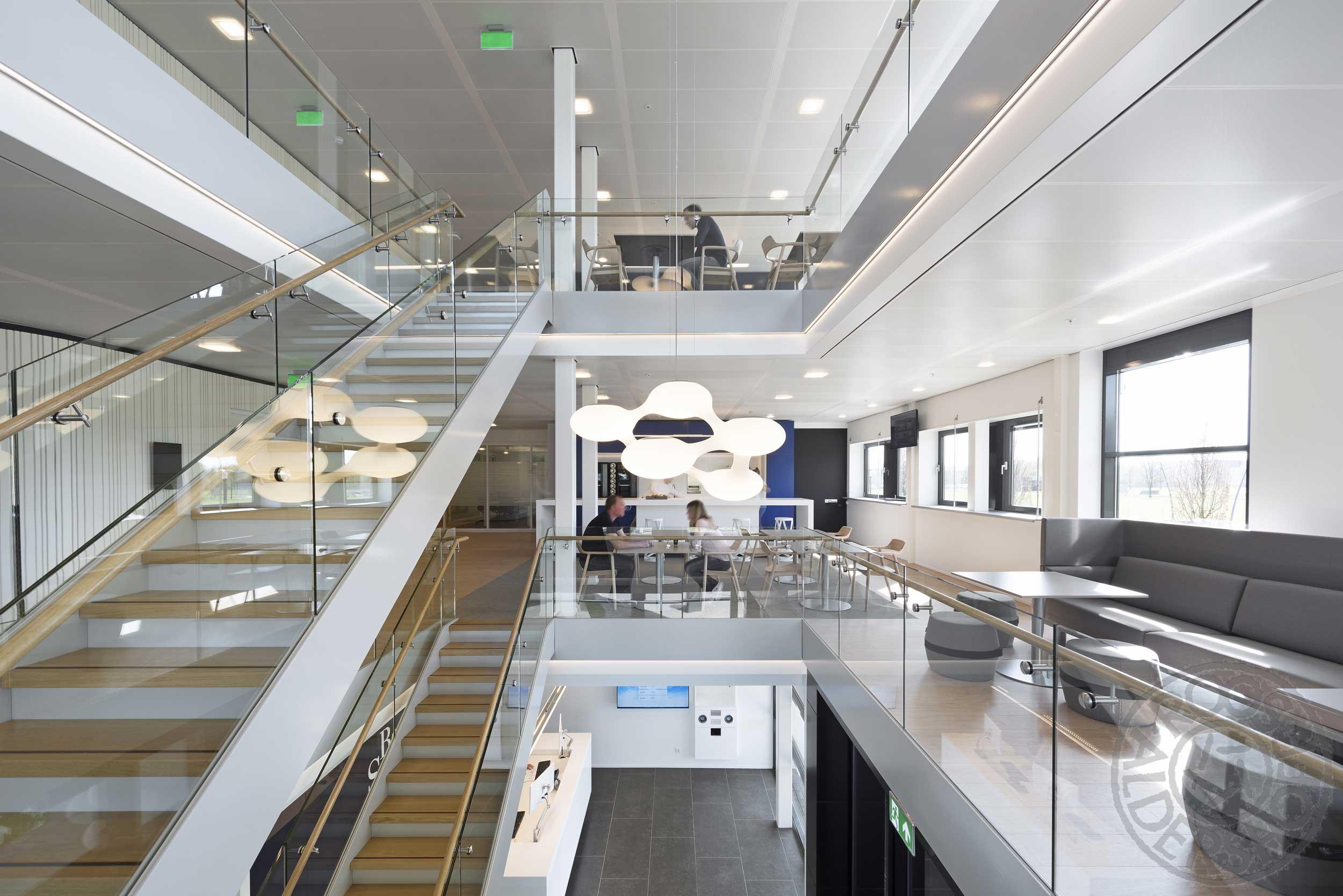 boston scientific international bv n interieurarchitecten en n architecten